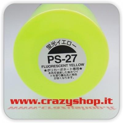 Colore Spray PS27 Giallo Fluorescente