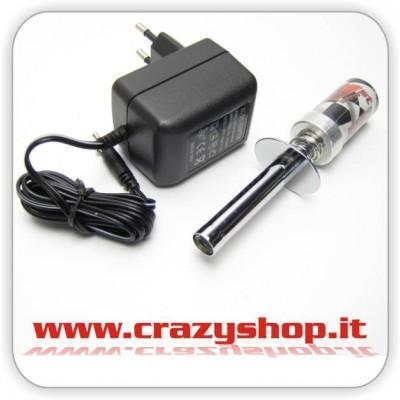 Accendicandela + Caricabatterie