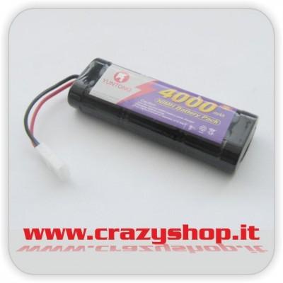 Pacco Batteria 7.2V 4000mAh