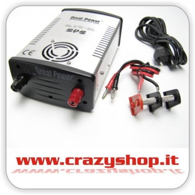 Alimentatore Great Power 220V 18 Amp