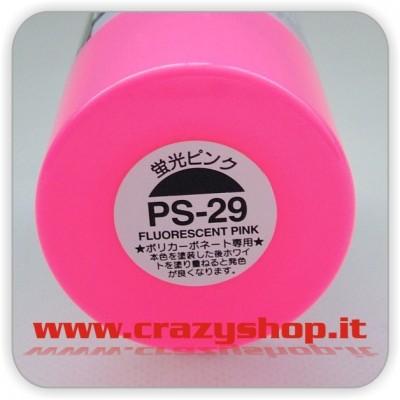 Colore Spray PS29 Rosa Fluorescente