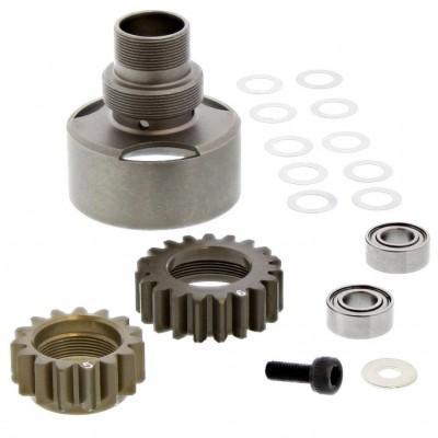 Clutch Bell e Pinion Gears