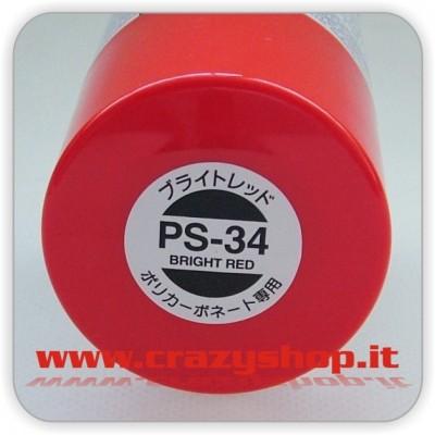Colore Spray PS34 Rosso Ferrari