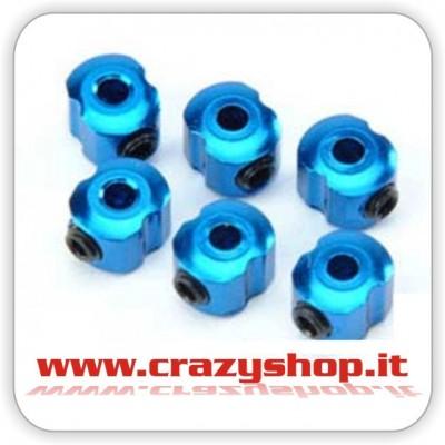 Collarini per Leveraggi in Alluminio