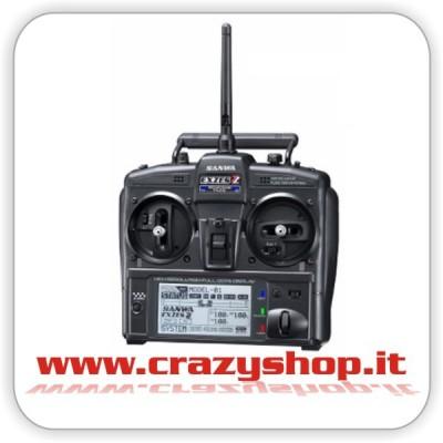 Radio Sanwa Car Exzes ZZ