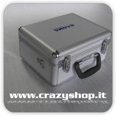 Valigetta in Alluminio Sanwa Tx Basic