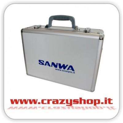Valigetta in Alluminio Sanwa Tx
