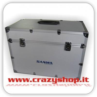 Valigetta in Alluminio Sanwa Grande