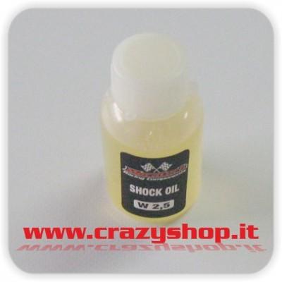 Olio Ammortizzatori Gradazione W2,5