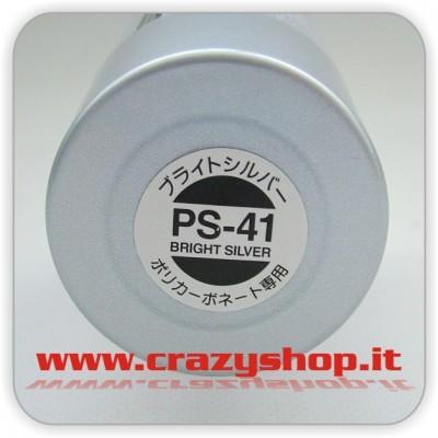 Colore Spray PS41 Argento Brillante