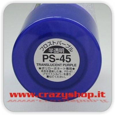 Colore Spray PS45 Viola Traslucido