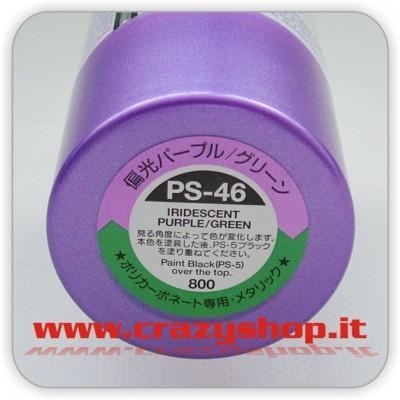 Colore Spray PS46 Viola-Verde Iridescente