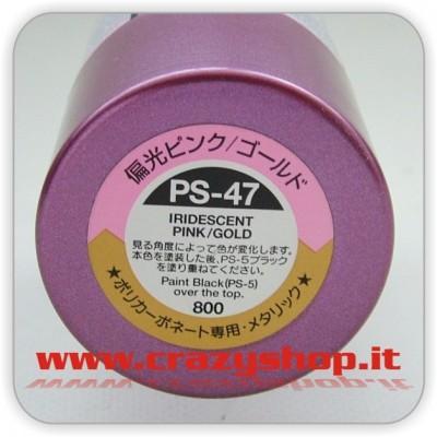 Colore Spray PS47 Rosa-Oro Iridescente