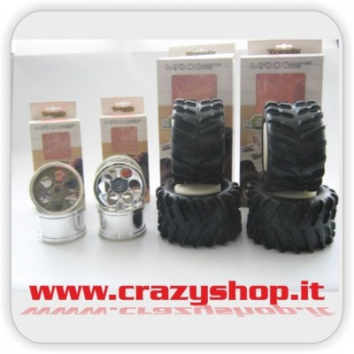 Gomme Monster per TMaxx Esavage