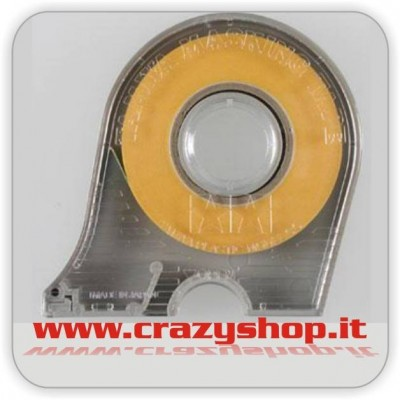 Nastro per Mascherare da 18mm. con Applicatore