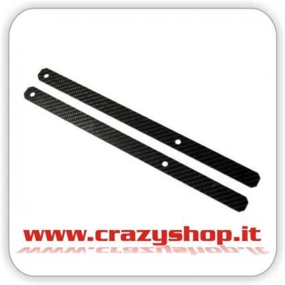 Stecche Laterali in Carbonio 535mm.