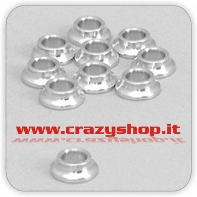 Boccole in Alluminio 3,5mm.