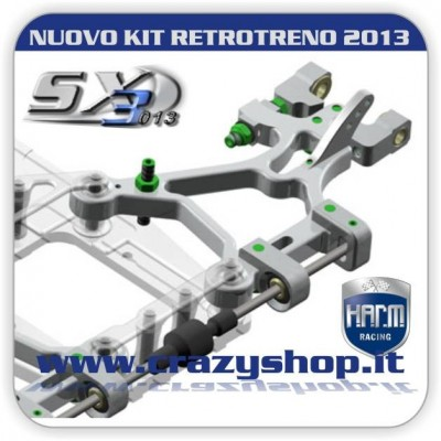 Kit Modifica Retrotreno SX-3 2013