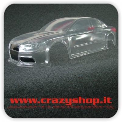 Carrozzeria Mielke Audi A4 BTCC 2011