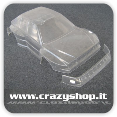Carrozzeria Lancia Delta in Lexan Completa