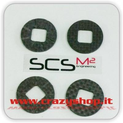Set Dischi in Carbonio per Differenziale SCS / FG Powerloock