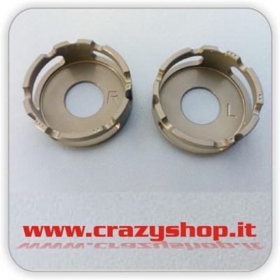 Campane in Alluminio per Differenziale SCS
