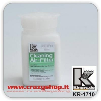 Pulitore per Filtro Aria 100ml.