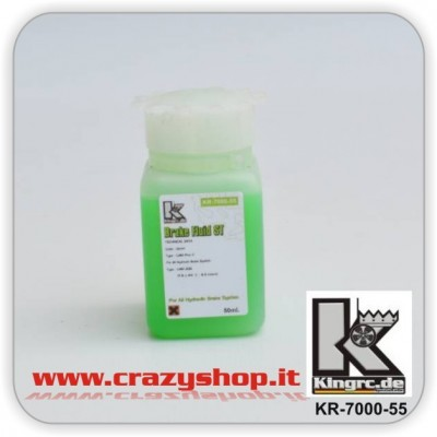 Olio Freni ST Verde 50ml.
