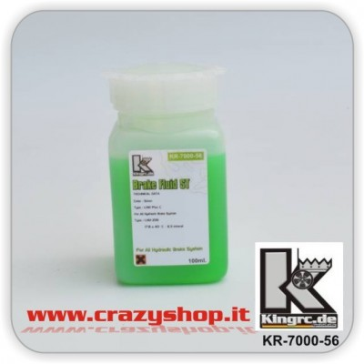 Olio Freni ST Verde 100ml.