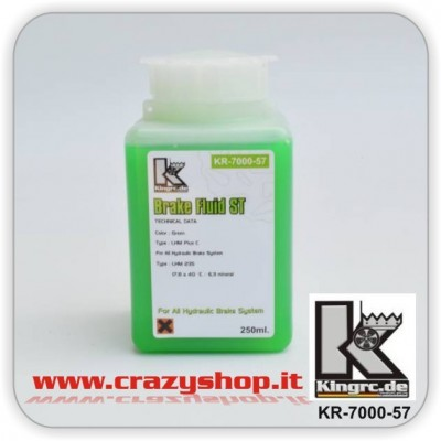 Olio Freni ST Verde 250ml.