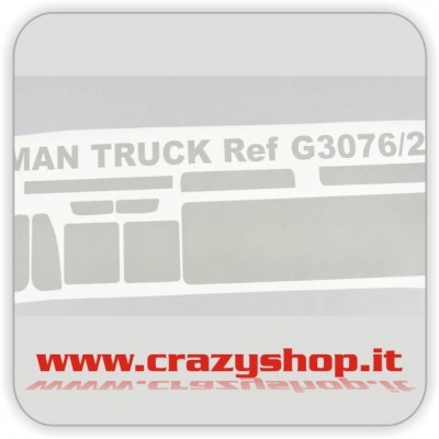 Decals Finestrini per Cat-Truck