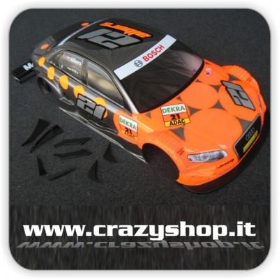 """Carrozzeria Audi A4 DTM Verniciata """"Albers"""""""