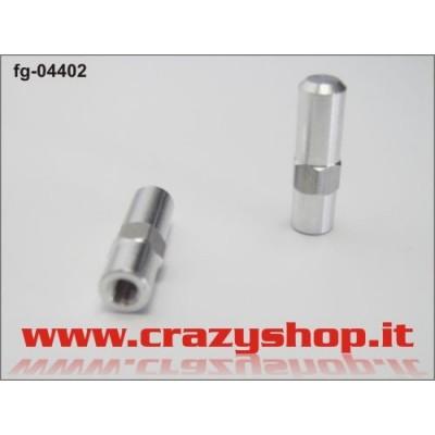 Montanti Arresto Sterzo in Alluminio