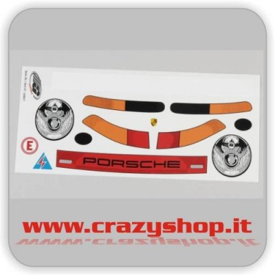 Decals Set per Porsche GT2