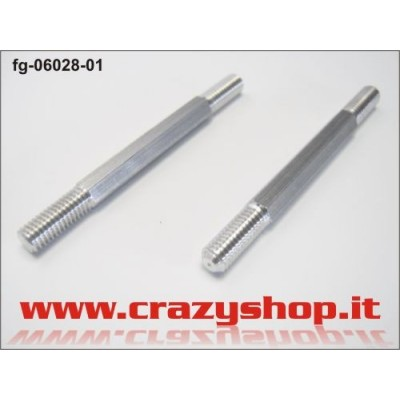Perni in Alluminio Destro-Sinistro