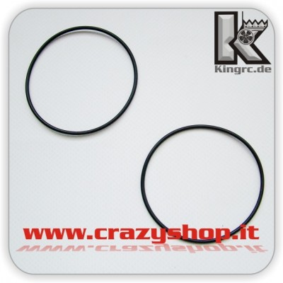 O-Ring Diametro 80x3mm.
