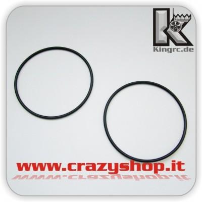 O-Ring Diametro 50x2mm.