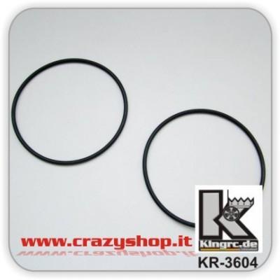 O-Ring Diametro 57x2mm.