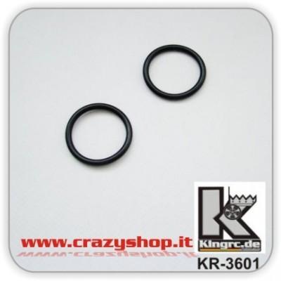 O-Ring Diametro 30x2mm.