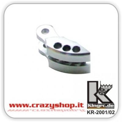 Clutch-Pad in Alluminio per Frizione KR-2000