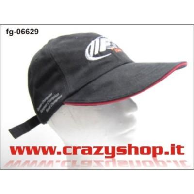 FG Cappellino Nero Logo FG