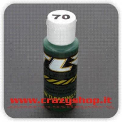 Olio Ammortizzatori TLR Gradazione 70