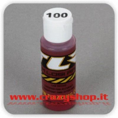 Olio Ammortizzatori TLR Gradazione 100