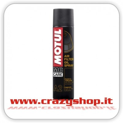 Motul Air Filter Oil Spray 0,400L