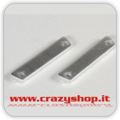FG Piastra in Alluminio per Disco Freno