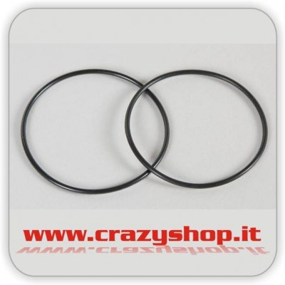 FG O-Ring in Alluminio per Differenziale