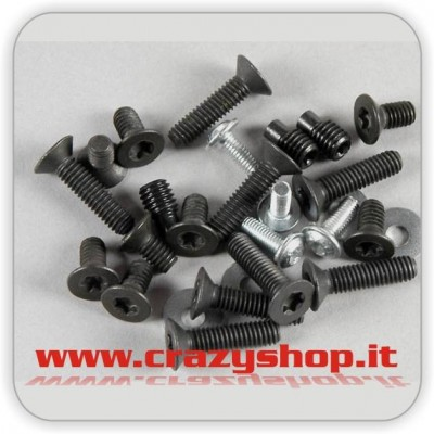 FG Set Viti Torx per Differenziale in Alluminio