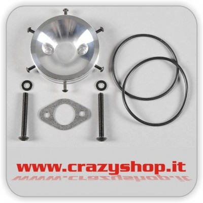 FG Kit Piattello in Allu. per Airbox 2011