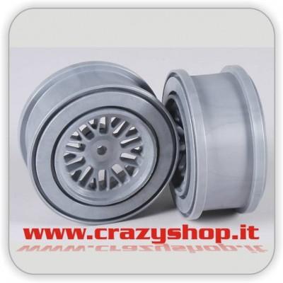 FG Cerchio Silver Anteriore per F1