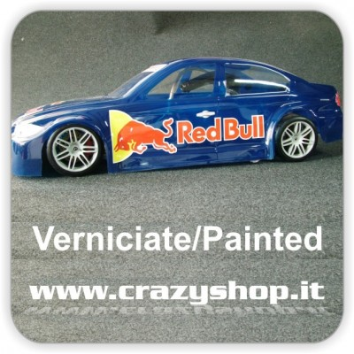 Carrozzeria BMW 320WTCC Red Bull 1:5